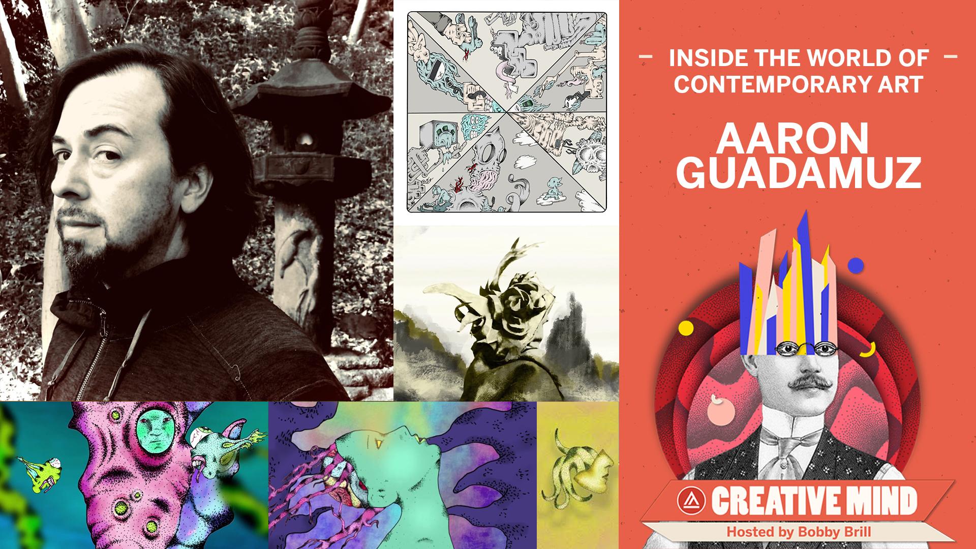 Creative Mind Podcast: Aaron Guadamuz